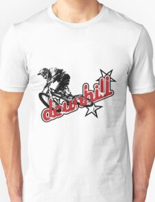 MTB downhill Unisex T-Shirt