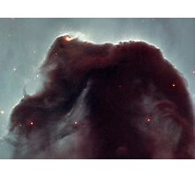 The Horsehead Nebula Photographic Print