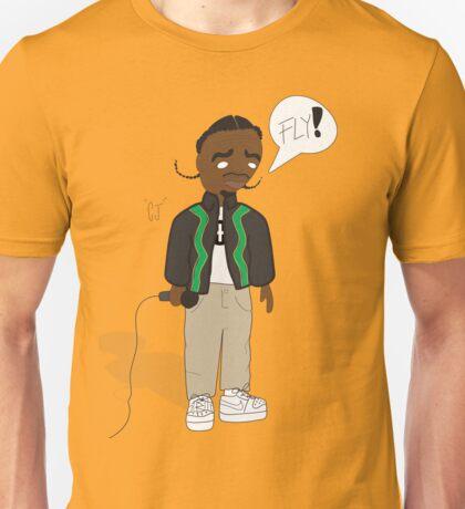 CJ Fly! Unisex T-Shirt