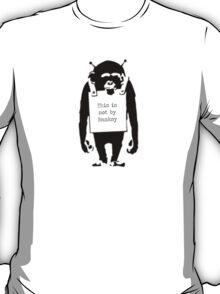 Not Banksy T-Shirt