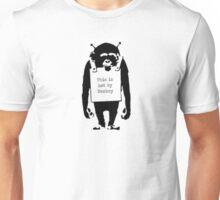 Not Banksy Unisex T-Shirt