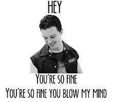 oh Mickey Milkovich you're so fine by suzeejobs