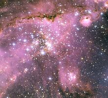 Young stars scuplt gas with powerful outflows by Old-Time-Images