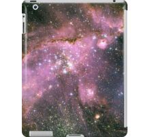 Young stars scuplt gas with powerful outflows iPad Case/Skin