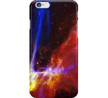 Cygnus Loop Supernova 2 iPhone Case/Skin