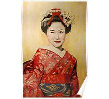 Geisha I Poster