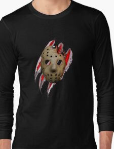 Jason [Friday the 13th] Long Sleeve T-Shirt