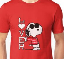 Snoopy Vintage 70's Unisex T-Shirt