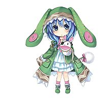 Date A Live Yoshino Photographic Print