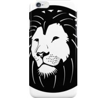 Lion Circle iPhone Case/Skin