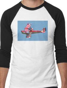 DH82A Tiger Moth II K2585 G-ANKT Men's Baseball ¾ T-Shirt