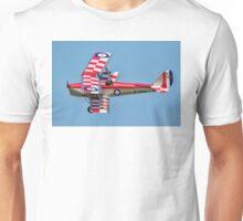 DH82A Tiger Moth II K2585 G-ANKT Unisex T-Shirt