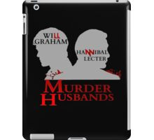 Graham/Lecter - Murder Husband - version 2 iPad Case/Skin