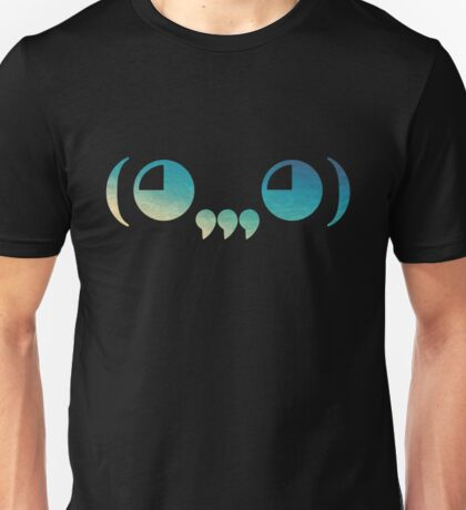 Ghastly - logo Blue Unisex T-Shirt