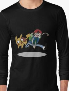 Poketime Long Sleeve T-Shirt