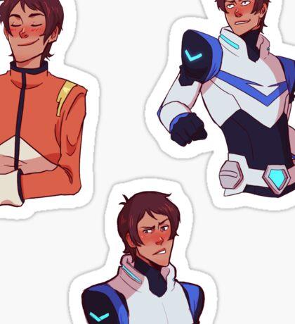 Lance Sticker