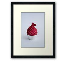 Cupcake (portrait)  Framed Print