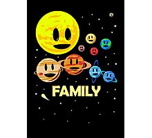 Solar System Family Photographic Print
