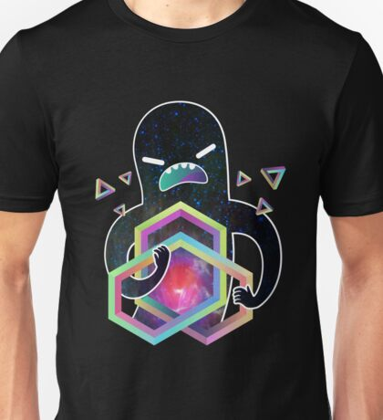 Frustrated Cosmos Unisex T-Shirt