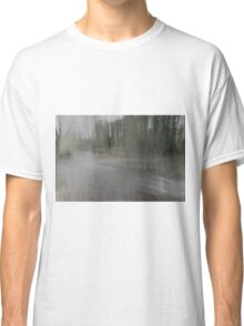 Fall Water Impression Classic T-Shirt