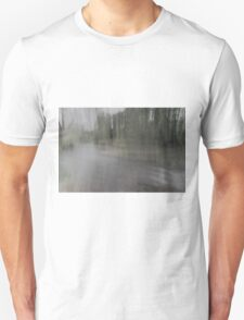 Fall Water Impression T-Shirt