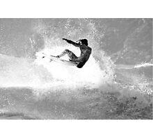 Live&Surf Photographic Print