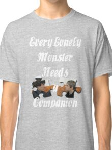 Every Lonely Monster...[Johnlock] Classic T-Shirt
