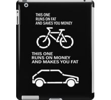 daily diet  iPad Case/Skin