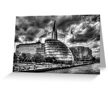 The South Bank London Greeting Card
