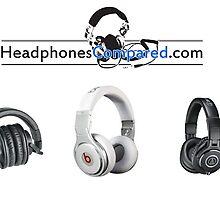 Waterproof Headphones - www.headphonescompared.com by headphones