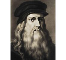 Da Vinci Photographic Print