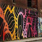 Wall Art, Le Plateau by heatherfriedman