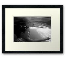 Ariel Wannabe Framed Print