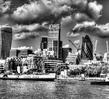 London View by DavidHornchurch