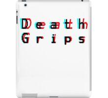 3d DEATH GRIPS iPad Case/Skin