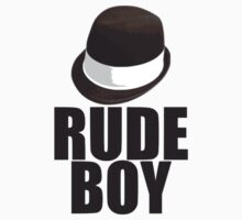 Rude Boy by bkxxl