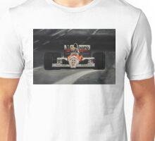 Ayrton Senna Unisex T-Shirt