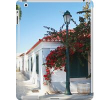 Summertime Street iPad Case/Skin