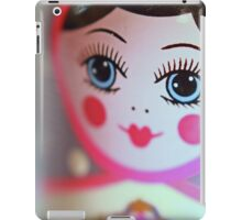 Russian Lady iPad Case/Skin