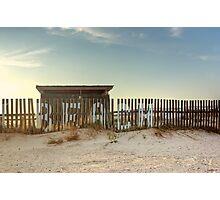 Beach! Photographic Print
