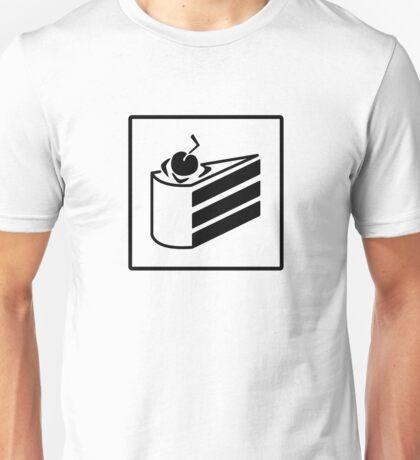 PORTAL CAKE ICON Unisex T-Shirt