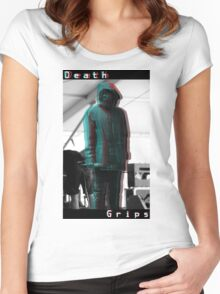 MC RIDE 3D Women's Fitted Scoop T-Shirt