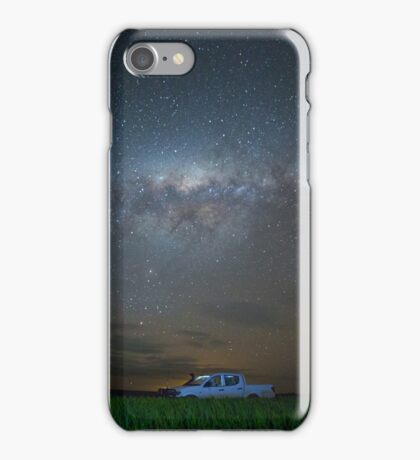 'Out Of This World' Crops iPhone Case/Skin