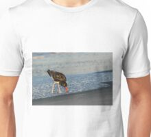 Breakfast on the beach Unisex T-Shirt