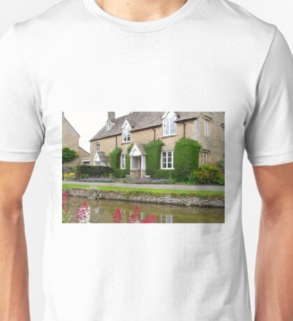 Cottage in the Cotswolds, UK Unisex T-Shirt