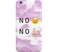 No Pain, No Gain iPhone Case/Skin