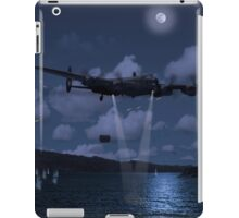 Hopgoods attack run on the Mohne Dam iPad Case/Skin