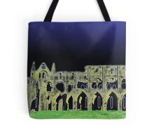 Whitby Abbey 3 Tote Bag