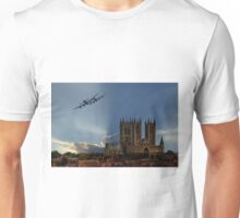 Lancasters over Lincoln Unisex T-Shirt