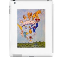 """Loose Canon"" iPad Case/Skin"